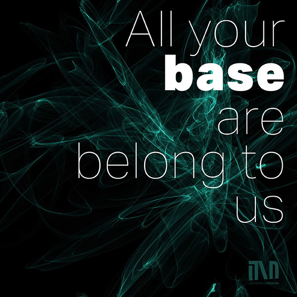 All your base are belong to us 2