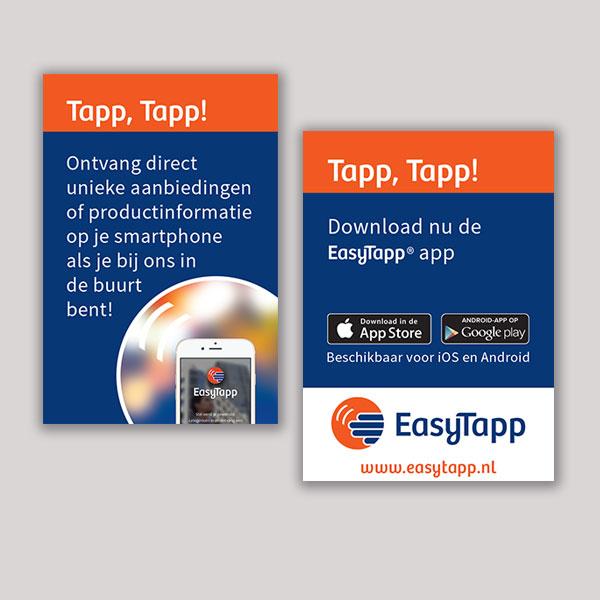 EasyTapp promocards