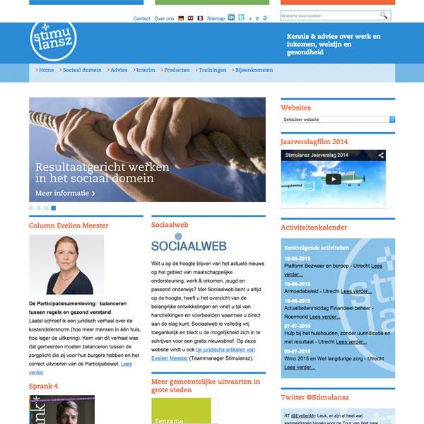 Stimulansz website
