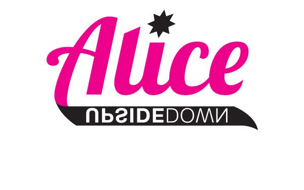Alice Upside Down logo