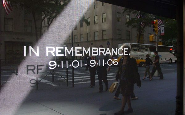 New York – 5 years after 9-11